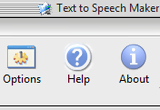Text to Speech Maker 2.5 poster