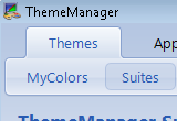Theme Manager 3.09.000 poster