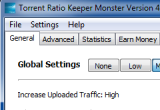 Torrent Ratio Keeper Monster 4.6 poster