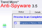 Trend Micro Spyware Pattern File 0.871.00 poster