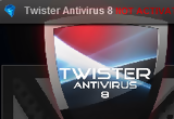 Twister Antivirus (formerly Twister Anti-TrojanVirus) 8.1.5.6709 poster