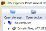 UFS Explorer Professional Recovery 5.16 poster