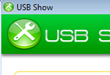 USB Show 1.0.0 poster