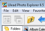 Ulead Photo Explorer 8.5 poster