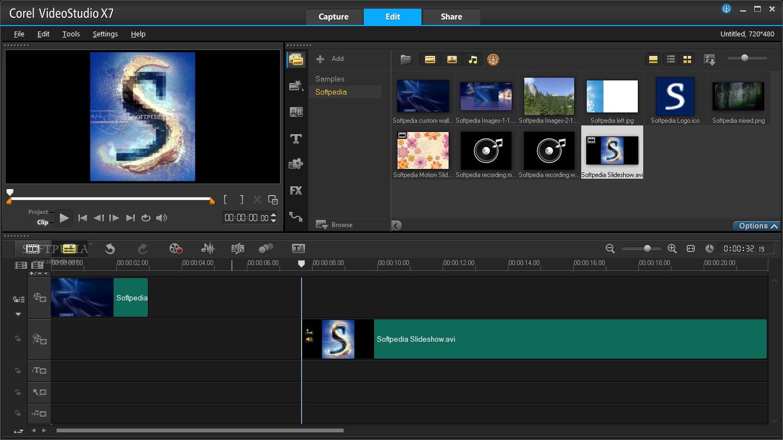 تحميل corel videostudio pro x7 مع الكراك