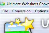 Ultimate Webshots Converter 1.6.6 poster