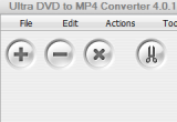 Ultra DVD to MP4 Converter 4.0.1123 poster