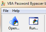 VBA Password Bypasser 4.7 poster
