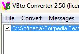 VBto Converter 2.56 poster