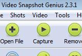 Video Snapshots Genius 2.5.1 poster