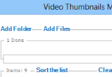 Video Thumbnails Maker 6.3.0.0 poster