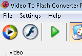 Video to Flash Converter PRO 6.1.0 Build 40 poster