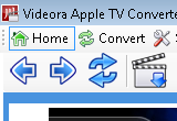 Videora Apple TV Converter 4.06 poster
