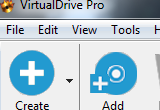 VirtualDrive Pro [DISCOUNT: 30% OFF!] 16.01 Build 20140507 poster