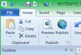 WYSIWYG Web Builder 9.4.4 poster