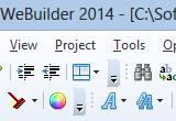 WeBuilder 2014 12.3.0.152 poster