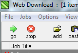 Web Downloader 1.2.0.6 poster