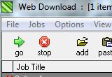 Web Downloader 1.2.0.6 poster