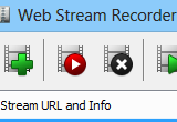 Web Stream Recorder [DISCOUNT: 25% OFF] 2014 3.0 Build 2097 poster