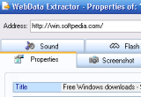 WebData Extractor 1.7 Build 350 poster