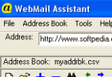 WebMail Assistant for Hotmail and Yahoo EMail 1.6 poster