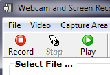 Webcam and Screen Recorder 7.0 poster