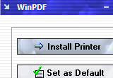 WinPDF 2.02 Build 256 poster