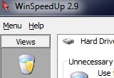 WinSpeedUp 2.9 poster