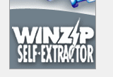 WinZip Self-Extractor 4.0 Build 8672 poster