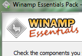 Winamp Essentials Pack 5.6 poster
