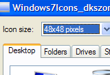 Windows 7 Icons for XP 1.0 poster