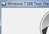 Windows 7 SBB Tool 1.3 poster