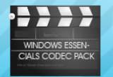 Windows Essentials Codec Pack 4.6 poster