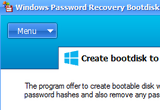 Windows Password Recovery Bootdisk 5.0 poster