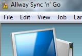 Allway Sync 'n' Go 14.2.1 poster