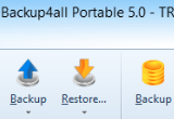 Backup4all Portable 5.1 Build 558 poster