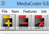 Portable MediaCoder 0.8.31 Build 5645 poster