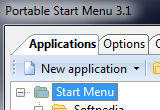 Portable Start Menu 3.3 poster