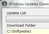 Windows Updates Downloader 2.50 Build 1002 poster
