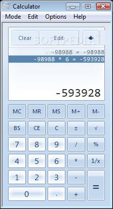 تحميل الة حاسبة للويندوز 7 تقدم عدة خيارات اكثر من الافتراضية للويندوز Windows7 Calculator برامج كاملة