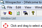 Winspector 1.0b Build 37 poster