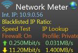 Network Meter 9.6 poster
