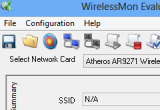 WirelessMon 4.0 Build 1008 poster