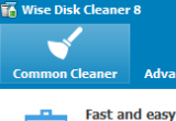 Wise Disk Cleaner 8.24.584 poster