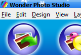 Wonder Photo Studio 3.02 poster