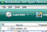 Wondershare DVD Ripper Platinum 4.4.8 poster