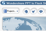 Wondershare PPT to Flash Studio 2.9.8 poster