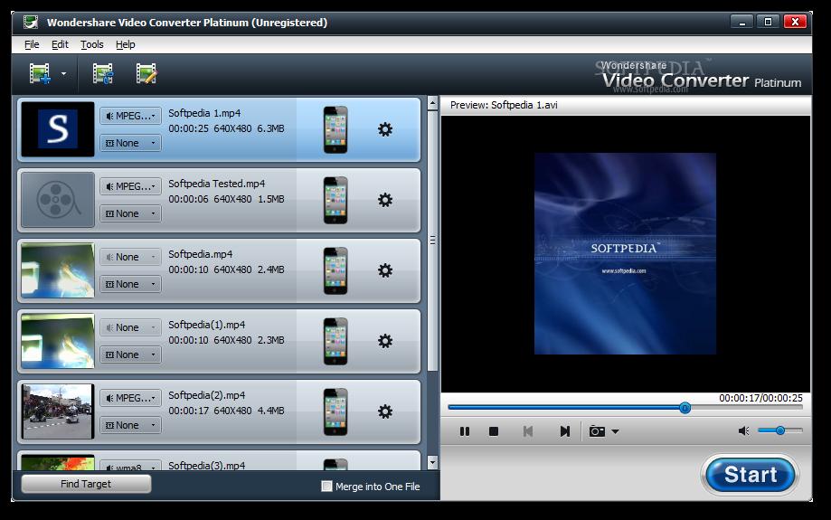 Wondershare video converter platinum v5.0.3 license blaze69 : keylate