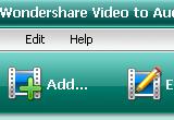 Wondershare Video to Audio Converter 4.2.0.57 poster