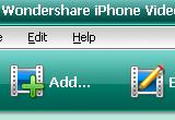 Wondershare iPhone Video Converter 4.2.0.58 poster